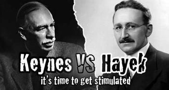 Keynes vs Hayek2